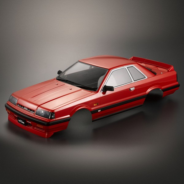 Nissan Skyline R31 Karosserie lackiert Rot 195mm RTU