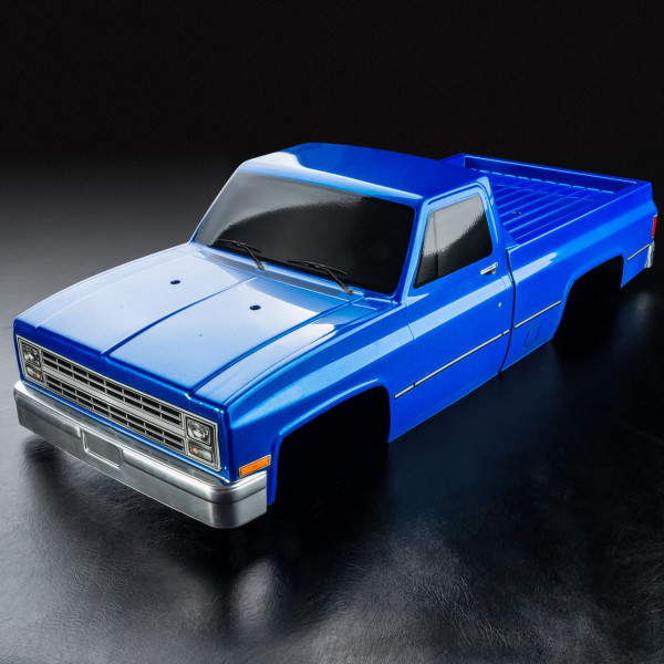 MST Pick-up body (finished) (blue)