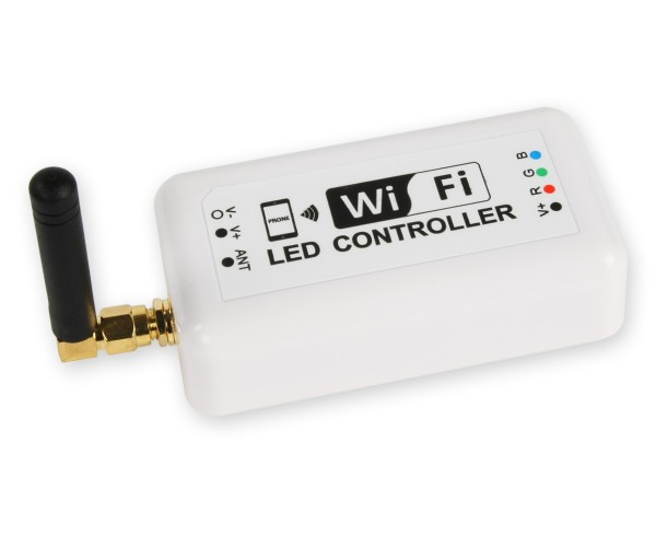 LED WIFI Android iOS Controller 3x4A RGB