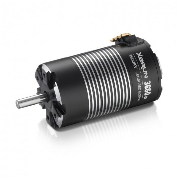 Xerun 3660SD Brushless Motor 3600kV Sensored 5mm Welle