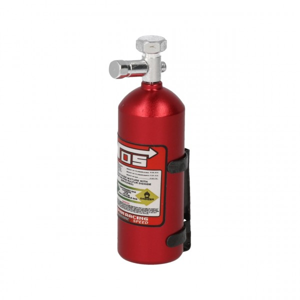 NOS Flasche Einspritzsystem Metall