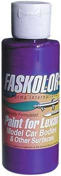 Fasescent Purple Airbrush Farbe 60ml