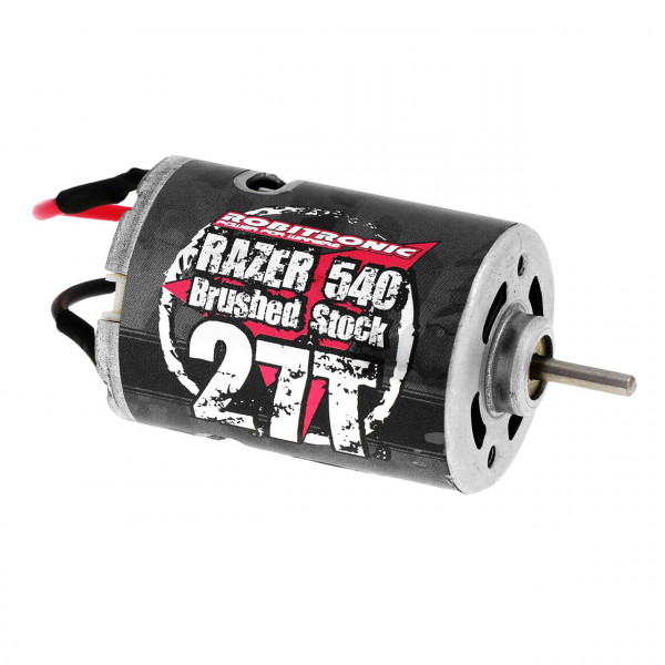Razer 540 Motor 27 Turn Brushed Stock