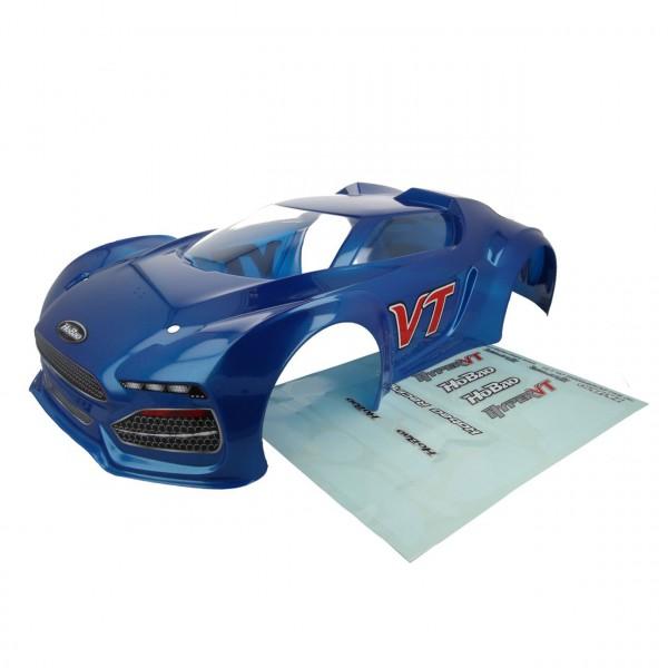 VT Printed Body Blue