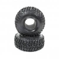 Rock Beast 1.9 Scale Reifen Komp Kompound mit Einlagen (2 St