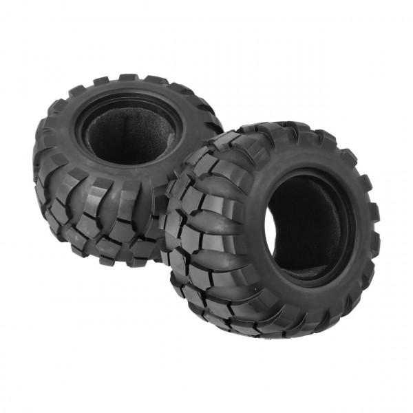 "Monster Truck Tires (2,2 x 4,52 x 2,55"")"