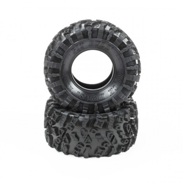 Rock Beast XOR 2.2 Reifen Komp Kompound ohne Einlagen (2 Stk
