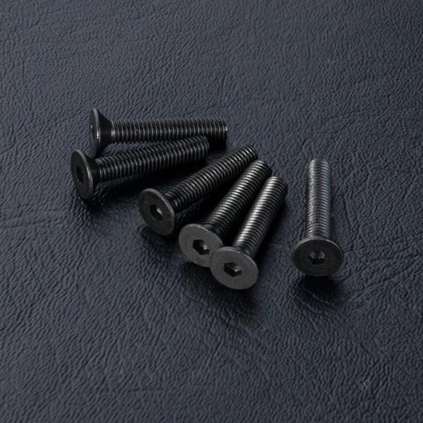 Senkkopfschraube Innensechskant M3x16mm (6 Stück)