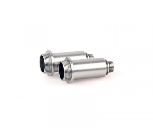 Aluminium Stoßdämpfergehäuse Protos v2 Vorne (2Stk)