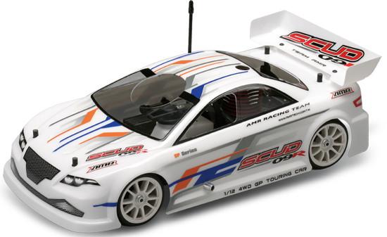 SCUD 09R 1/12 GP Touring Car Racing Serie - ARTR
