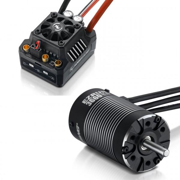 Ezrun MAX10 Combo mit 3660SL-4600kV Sensorless