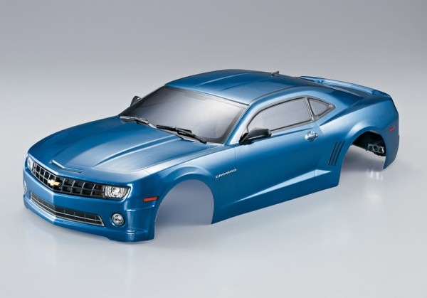 Camaro 2011 Karosserie Metallic Blau 190mm RTU
