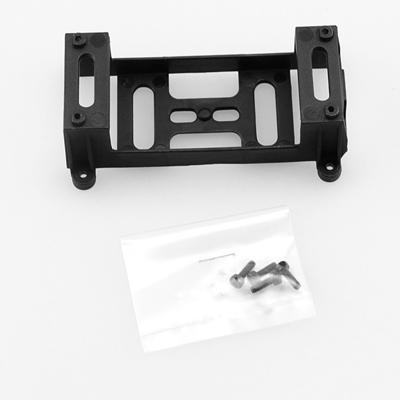 Battery Holder and Landing Gear Mount: Evolve 300 CX
