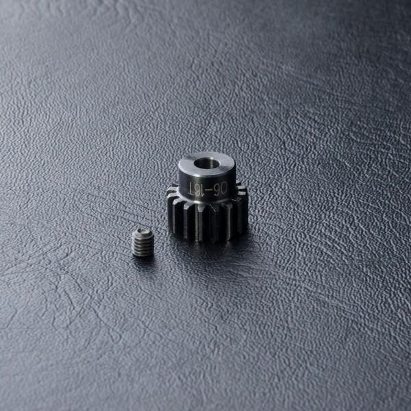 Motorritzel 16 Zähne Modul 0.6
