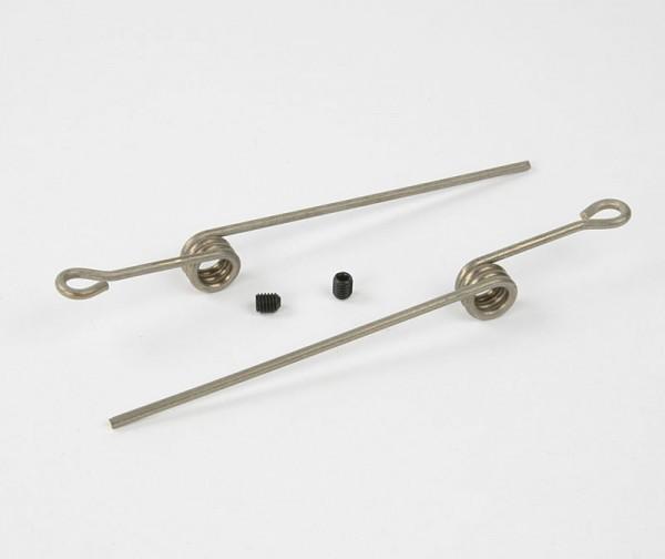 "E-Teile Kit ""C"" 2x Feder & Madenschraube M5x6mm"