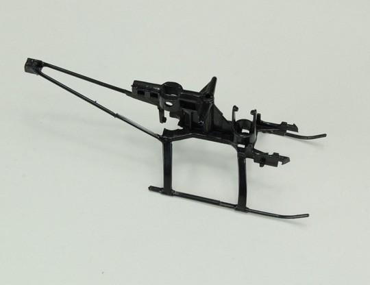 Main Frame and Landing Gear/Skid Set: Chronos CX 75
