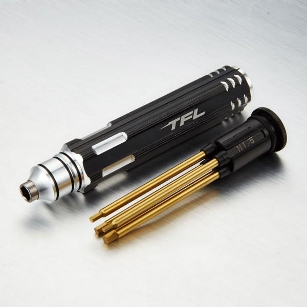 Schnellwechsel Innensechskantschlüssel 1,5/2,0/2,5/3,0mm