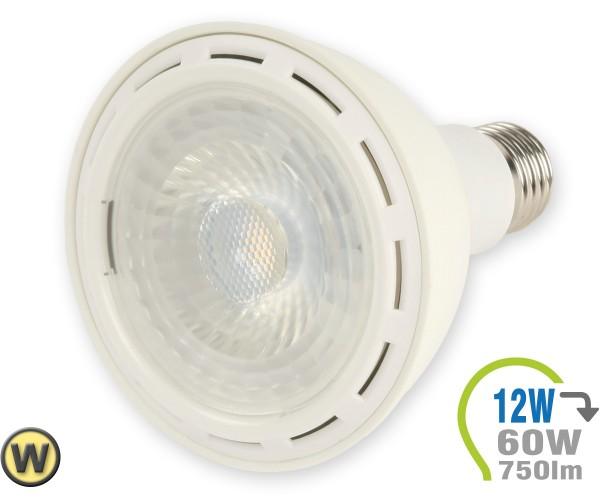 E27 LED Lampe 12W Spot PAR30 Warmweiß