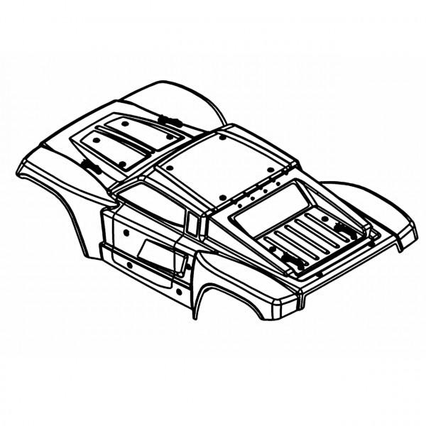 W5 Max Karosserie Set