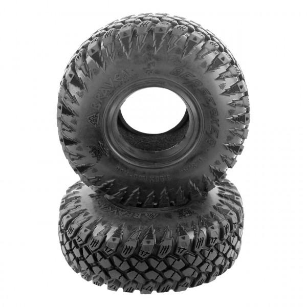 Braven Berserker 1,55 Scale Reifen Alien Kompound mit Einlag