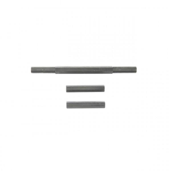 Wheelie Bar Ersatzsteher (33mm 2Stk., 91mm 1 Stk.)