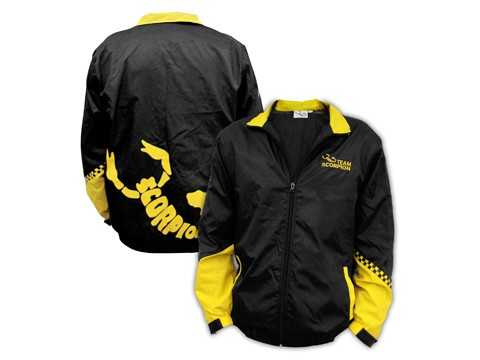 Scorpion Flying Jacket (Yellow-M)