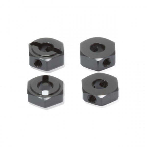 Hexagonal Wheel Stand 12mmx5.2mm*4pcs