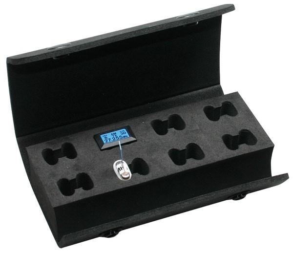 Quarzaufbewahrungsbox für 8-16 Quarze