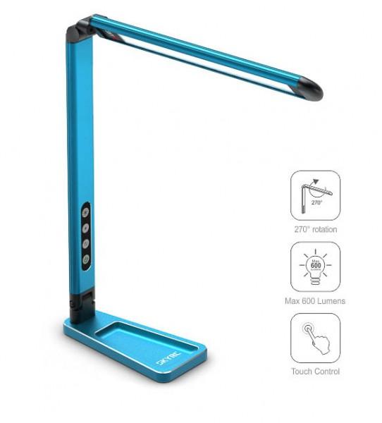 Led Pit Lampe Blau