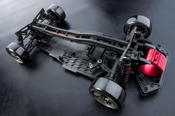 FSX-D 2/4 WD Drifter KIT   Frontmotor Radstand 257mm