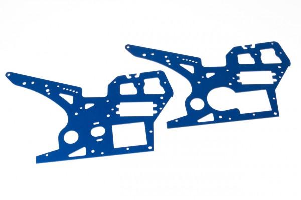 Seitenrahmen Blau für SR5 Motorrad RB-B001/2