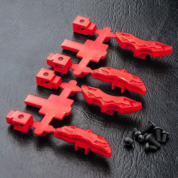 Bremszange rot (4 Stück)