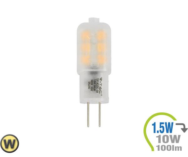 LED G4 1.5W Warmweiss 3000K 100lm (10W)