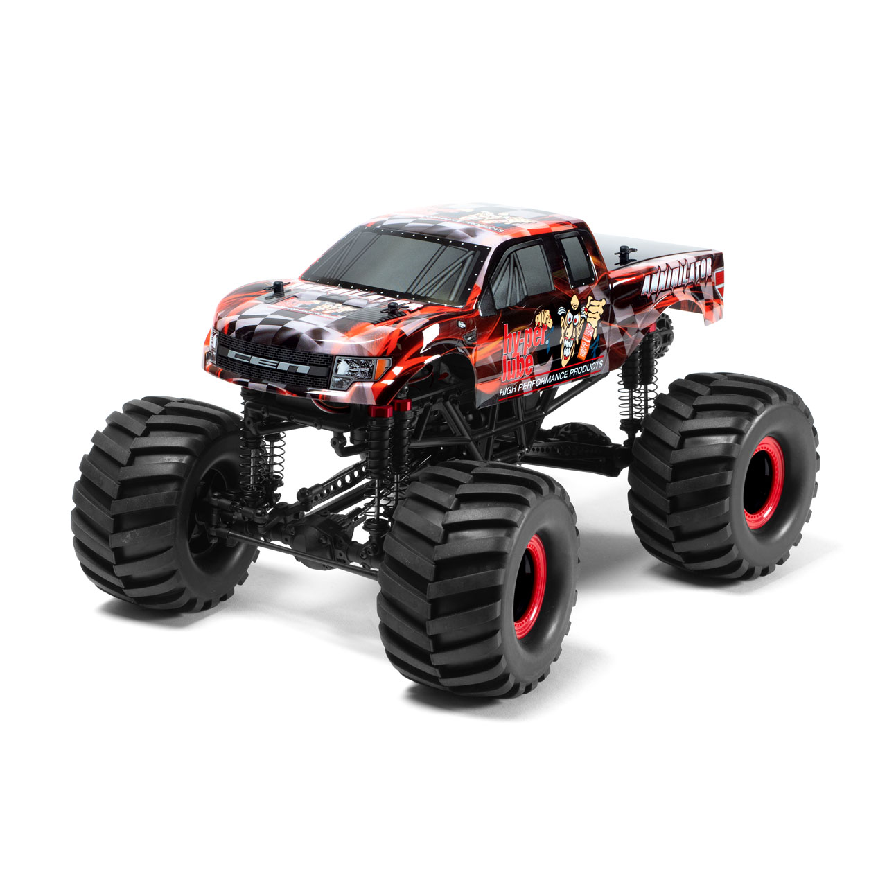 Cen Hl150 Monster Truck 4wd Solid Axle 1 10