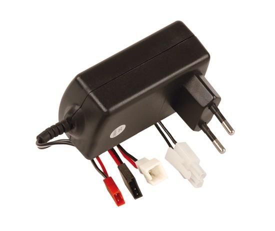 Quick Charger 4-8 Zellen NiCd/NiMH 1 Ampere