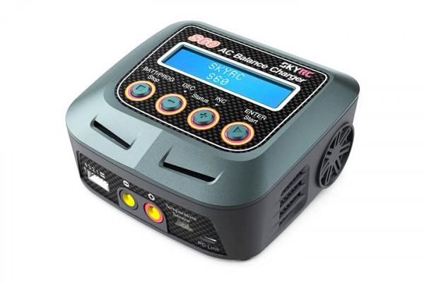 S60 AC Ladegerät LiPo 2-4s 5A 60W Entladen 2A 10W