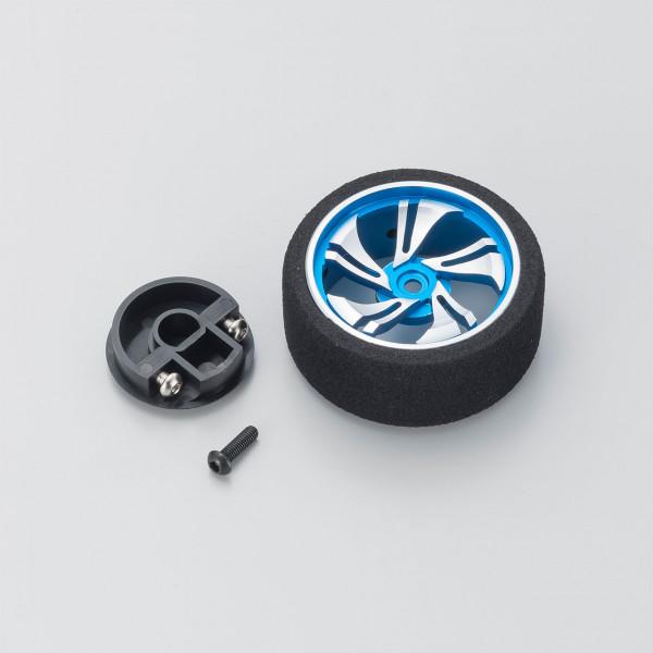 Aluminium Lenkrad für KIY (Blau) für EX-RR,EX-1,EX-2