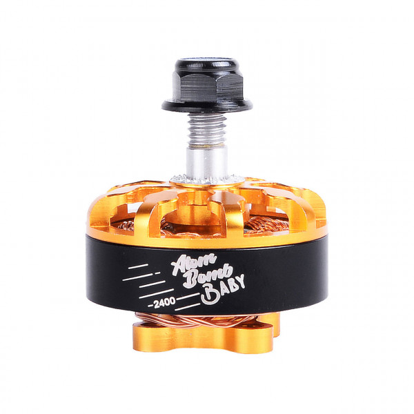 Atom Bomb Baby 2306 Gold, 2400kV