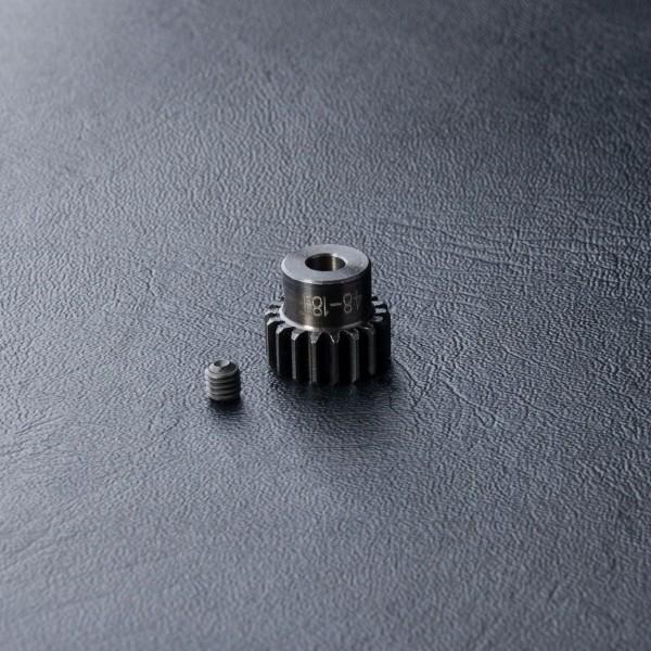 Motorritzel 18 Zähne Modul 48dp