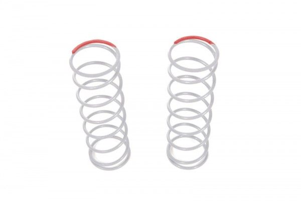 Spring 14x54mm 2.64 lbs/in - Super Soft (Rot) - (2pcs)