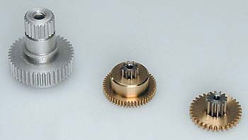 Getriebsatz Metall für PDS-951/949/947