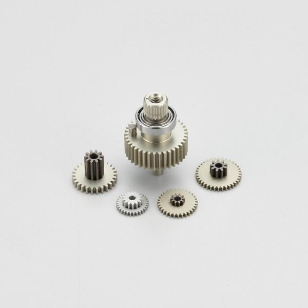 Aluminium Getriebeset für BSx2 one10 Power