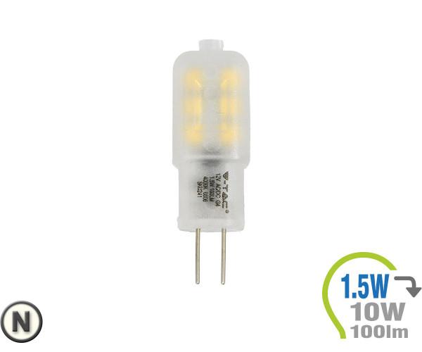 LED G4 1.5W Neutralweiss 4000K 100lm (10W)