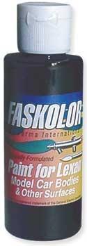 Faspearl Charcoal Airbrush Farbe 60ml