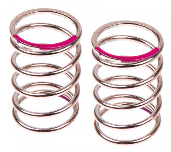 Dämpferfeder (pink 320gf/mm) (2 Stk.)