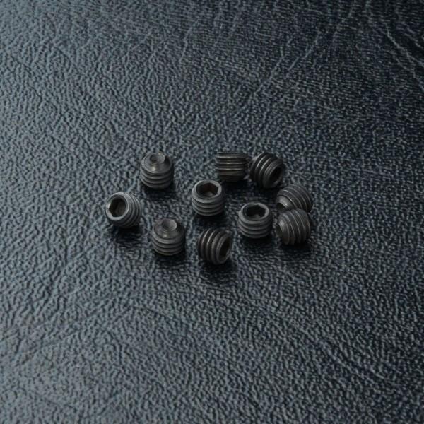 Madenschraube Innensechskant M3x2.6mm (10 Stück)